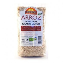 Arroz Integral Largo  C.Rápido   500 g