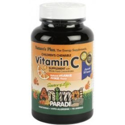 Animal Parade Vitamin C   90 Comprimidos masticables
