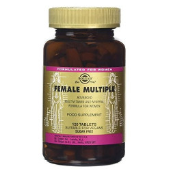 Female Múltiple  60 Comprimidos