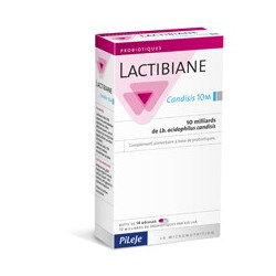 Lactibiane Candisis    40 cáp